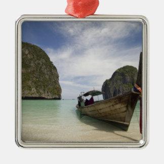 Thailand, Phi Phi Lay Island, Maya Bay. Christmas Ornaments