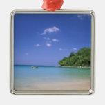 Thailand, Phuket Island. Beach. Christmas Ornaments