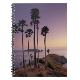Thailand, Phuket Island. Notebook