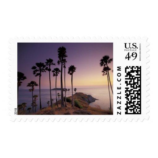 Thailand, Phuket Island. Stamp