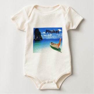Thailand Phuket (St.K) Baby Bodysuit
