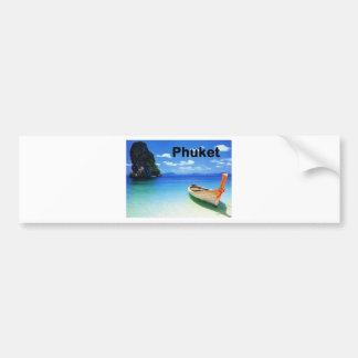 Thailand Phuket (St.K) Bumper Sticker