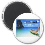 Thailand Phuket (St.K) Fridge Magnet