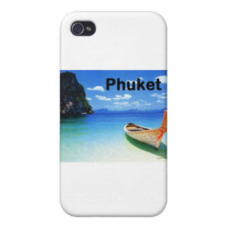 Thailand Phuket (St.K) iPhone 4/4S Covers