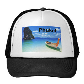 Thailand Phuket (St.K) Trucker Hat