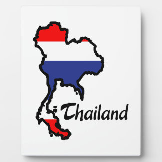 THAILAND PLAQUES