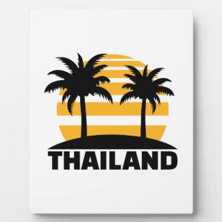Thailand Display Plaques
