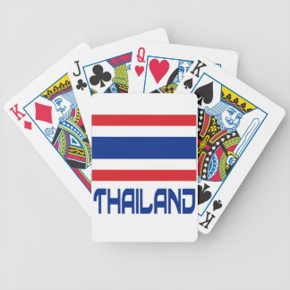 Thailand Bicycle Card Decks