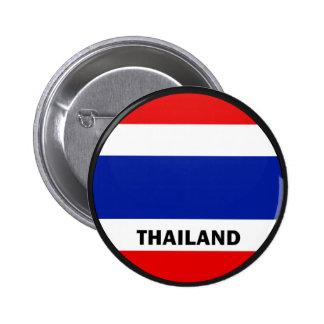 Thailand Roundel quality Flag Pin