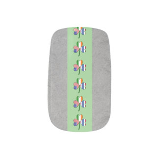Thailand Shamrock Minx® Nail Wraps