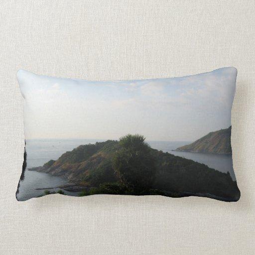 Thailand Shore Throw Pillow