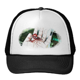 Thailand shrimp & crayfish club trucker hat