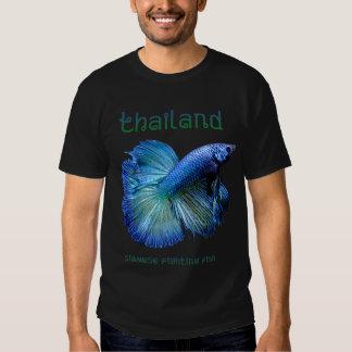 Thailand Siamese Fighting Fish Shirt