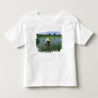 Thailand, Sukhothai. Rice farmer. MR. Toddler T-shirt