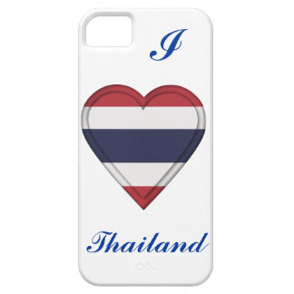 Thailand Thai Flag iPhone SE/5/5s Case
