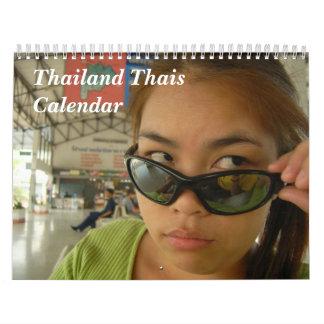 Thailand Thais Calendar