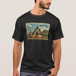 Thailand Vintage Travel T-shirt
