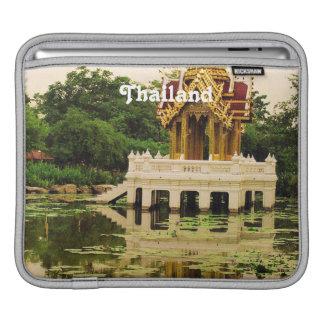 Thailand Water Garden iPad Sleeves