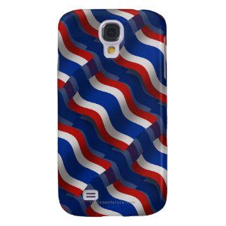 Thailand Waving Flag Galaxy S4 Case
