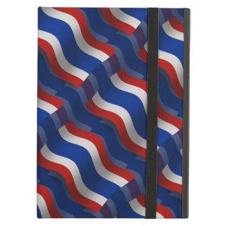 Thailand Waving Flag iPad Folio Case