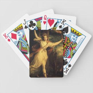 Thais de Ahens con tacto de Joshua Reynolds Baraja Cartas De Poker