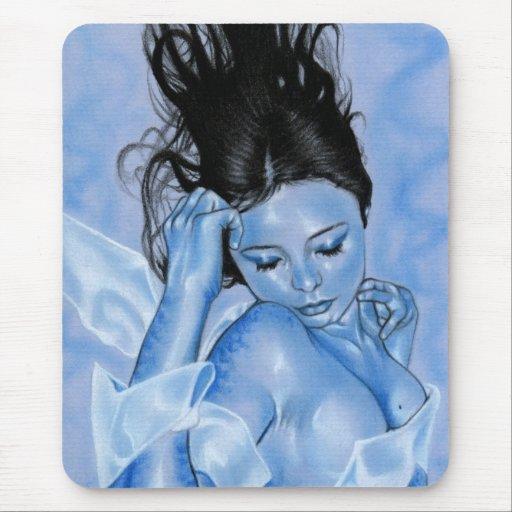 Thalassa Mermaid Mousepad