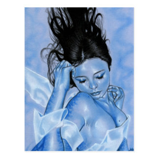 Thalassa Mermaid Postcard