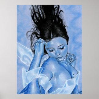 Thalassa Mermaid Poster