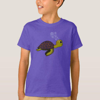 Thalasse the Turtle T-Shirt