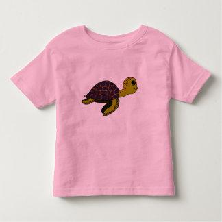 Thalasse the Turtle Toddler T-shirt