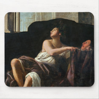 Thalia, Muse of Comedy Mouse Pad