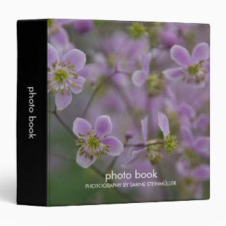 Thalictrum Photo Book Binder