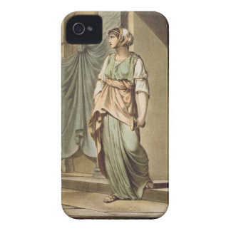 Thamar, an Israelite in the Retinue of Esther, cos iPhone 4 Case-Mate Cases