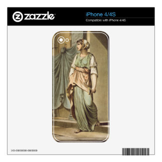 Thamar, an Israelite in the Retinue of Esther, cos Decals For The iPhone 4S