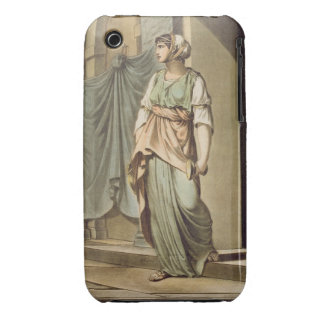 Thamar, an Israelite in the Retinue of Esther, cos iPhone 3 Case