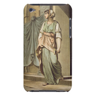 Thamar, an Israelite in the Retinue of Esther, cos iPod Touch Case