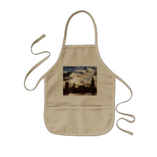 Thames and Westminster Palace Kids' Apron