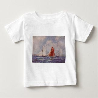 THames barges, Sirdar, Sara, Veronica Baby T-Shirt