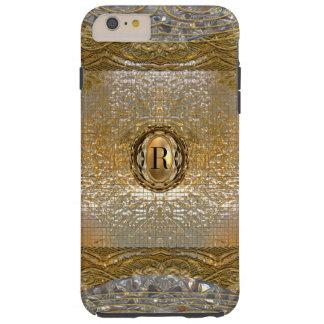 Thames Brochette Baroque Monogram Plus Tough iPhone 6 Plus Case