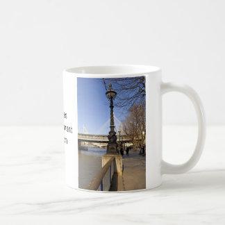 Thames Embankment London Mug