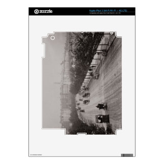Thames Embankment (sepia photo) Skins For iPad 3