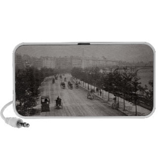 Thames Embankment (sepia photo) Mp3 Speakers
