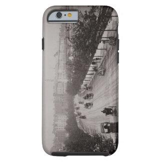 Thames Embankment (sepia photo) Tough iPhone 6 Case