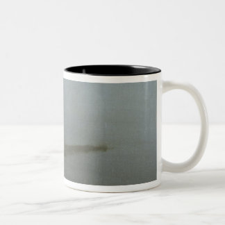 Thames - Nocturne in Blue and Silver, c.1872/8 (oi Two-Tone Coffee Mug