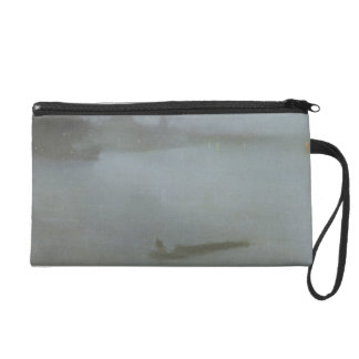 Thames - Nocturne in Blue and Silver, c.1872/8 (oi Wristlet Purse
