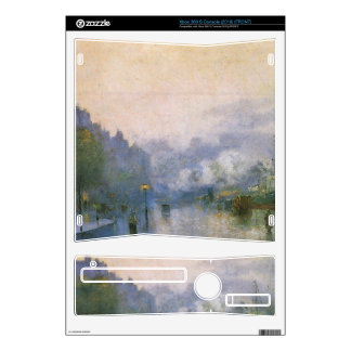 Thames Port by Lesser Ury Xbox 360 S Decals