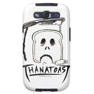 Thanatoast Case Galaxy S3 Case
