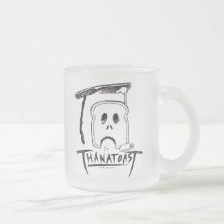 Thanatoast Frosted Mug