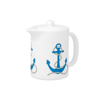 Thanchor400.jpg Teapot by creativeconceptss at Zazzle