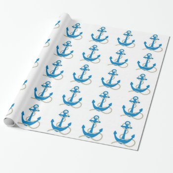 Thanchor400.jpg Wrapping Paper by CREATIVEBRANDING at Zazzle